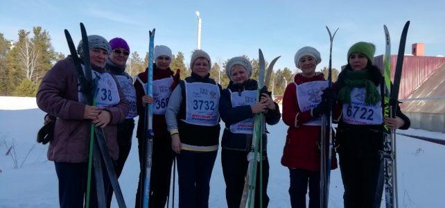Акция «Лыжня России»