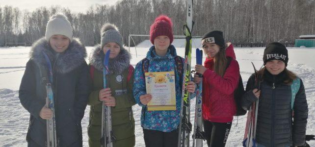 Районный соревнования по лыжным гонкам