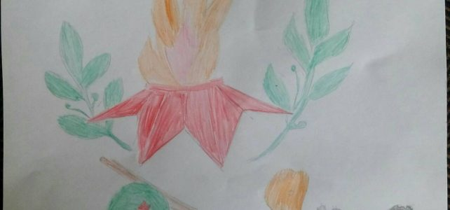 Конкурс детских рисунков ко Дню Победы